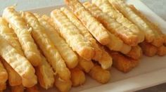 Simple recipe for cheese sticks Top-Rezepte.de Simple recipe for cheese . - Simple recipe for cheese sticks Top-Rezepte.de Easy recipe for cheese sticks - Party Finger Foods, Snacks Für Party, Czech Recipes, Ethnic Recipes, Cheese Sticks Recipe, Best Pancake Recipe, Hungarian Recipes, Bread And Pastries, Casserole Recipes