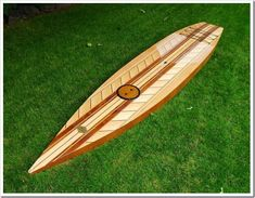 Custom wooden sup boards...