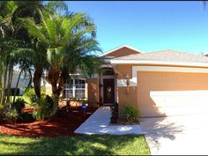WOW You wont believe your eyes Its RARE to find such a quality meticulously-maintained 3 Bedroom 2 Bathroom POOLSPA Home with a FENCED YARD in a South Fort Myers community with low fees This home is conveniently located on a cul-de-sac with plenty of room in the yard You wont find carpet in this home. Youll see tile on diagonal in main living areas and wood-like flooring in bedrooms. Lush landscaping has been added to this stunning home creating a serene retreat in both front and back yards…