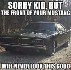 Muscle Car Memes: Sorry kid, but... - https://www.musclecarfan.com/muscle-car-memes-sorry-kid-but/