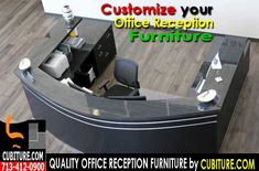 Office Reception Furniture By Cubiture.com The Leading Manufacturer Of Office Furniture Including Cubicles, Office Chairs, Workstations & Desks.