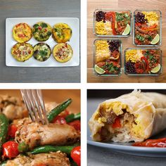 5 Meal Prep Recipes