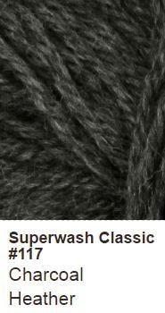 Ella Rae Superwash Classic Yarn - Heathers