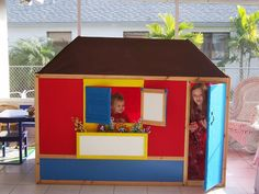 into a playhouse. | 15 Ikea Hacks For Your Child's Dream Bedroom. Kura bed