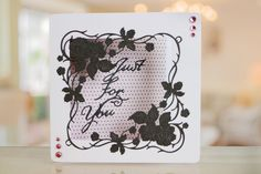The gorgeous Tattered Lace Shadow Collection. For more information visit www.tatteredlace.co.uk