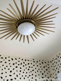Inspiração: luminárias de teto