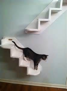 Cat Stairs for the Wall - Tap the link now to see all of our cool cat collections!
