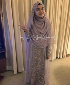 Syar'i wedding *Maybe if the colour a bit lighter