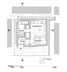 Shirokane House / MDS