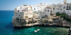 Polignano a Mare - Trips near Bari | ZonzoFox Apulia Region, Polignano a Mare, Southern Italy