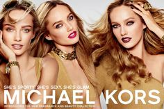 Michael Kors To Launch a Cosmetics Collection