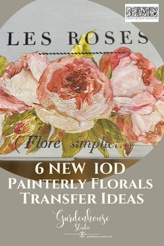 Tin Can Crafts, Diy Arts And Crafts, Crafts To Make, Paper Crafts, Diy Crafts, Orchard Design, Wood Craft Patterns, Iron Orchid Designs, Annie Sloan Paints
