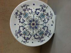 Vase chinois côté pile
