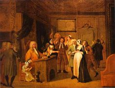 Image from http://en.wahooart.com/Art.nsf/O/8BWMAT/$File/William-Hogarth-The-Denunciation.JPG.