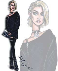 Paris Jackson by Hayden Williams #Millennials #ParisJackson| Be Inspirational ❥|Mz. Manerz: Being well dressed is a beautiful form of confidence, happiness & politeness