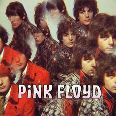 Carátula Frontal de Pink Floyd - The Piper At The Gates Of Dawn