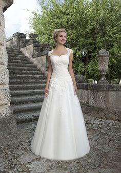Sincerity Bridal 3906 Ball Gown Wedding Dress