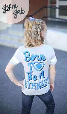 A gymnastics blog with fashion, projects, tips, and more!
