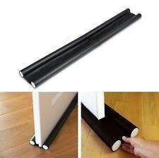 Twin Door Draft Dodger Guard Stopper Energy Saving Protector Doorstop Useful New Ebay Door Draught Stopper Door Draft Yellow Door Hangers