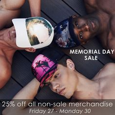 #GentsCo Memorial Day Sale. Receive 25% off all non-sale items all weekend long. #Gents #MensLine #MensCap #MensAttire #Preorder #MensFashion #MensClothing #MensAccessories #MensStyle #MenWithStyle #Style #Fashion #LimitedEdition #Accessories #LuxuryBrand