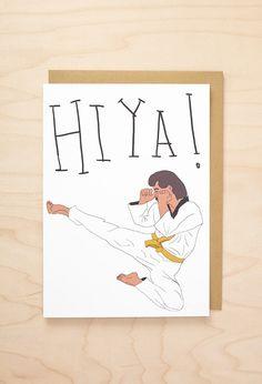 Tay Ham Hiya Card ($5):