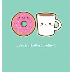Ill be the donut I guess ;)
