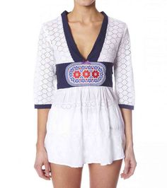anglaise patch dress from Odd Molly