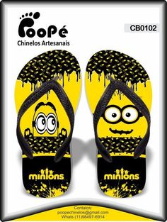 Louis Vuitton Flip Flops, Minions, Sandals, Men, Shoes, Slippers, Shoes Sandals, Zapatos, The Minions