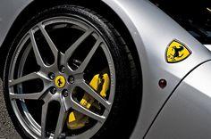 Ferrari 458 Monza wheel by A.Kahn Design