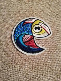 Strykemerke - Fisk - - Epla Chicago Cubs Logo, Team Logo, Accessories, Art, Art Background, Kunst, Performing Arts, Art Education Resources, Jewelry Accessories