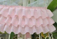 2Yards Blow Hole Cotton Trims Shoulder Strap Doll Edge DIY 0.78 inches Width
