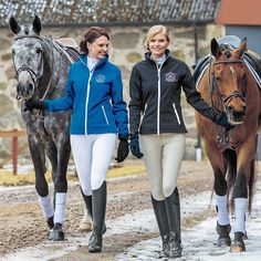 Mountain Horse Tiffany Soft Shell - This lightweight, stylish, and water-resistant soft shell effectively wicks away moisture, keeping you dry and comfortable. This unique jacket has the fleece on the inside with a smooth, outer shell which repels dust and debris.