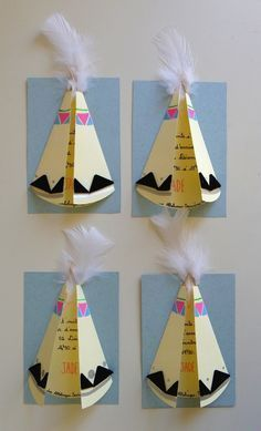 Wild-West-Party-Ideen – Sweet Magazine – Join in the world of pin Indian Birthday Parties, Indian Party, Diy Birthday, Birthday Cards, Happy Birthday, Birthday Ideas, Birthday Gifts, Wild West Party, Native American Crafts