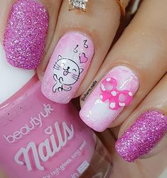 Beauty Uk, Nail Tutorials, Pink Nails, Cruelty Free, Nail Polish, Cosmetics, Instagram, Hair, Pink Nail