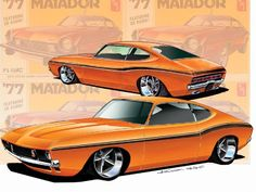 Check out these Muscle Cars That Should've Been from Kaucher Kustoms including a Fastback Cougar, Fastback Camaro, Aerostang, Americanized Pantera, Cheetah GTS, GTO Sport Wagon, and 1975 Plymouth 'Cuda - Popular Hot Rodding Magazine