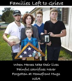 Families left to grieve