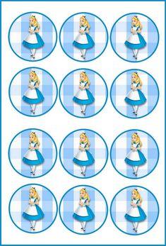 alice-in-wonderland-cake-toppers2.jpg 692×1,020 pixels