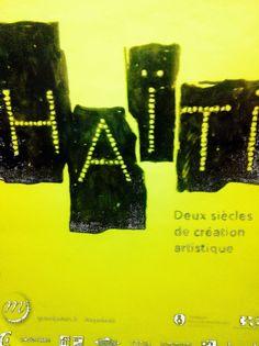 Haiti exhibition Paris December 2014