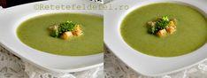 supa crema de broccoli Cooking Recipes, Ethnic Recipes, Food, Chef Recipes, Essen, Meals, Yemek, Eten