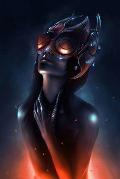 Stunning Digital Art by Khyzyl Saleem | InspireFirst