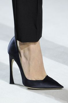 Christian Dior at Paris Fashion Week Spring 2013