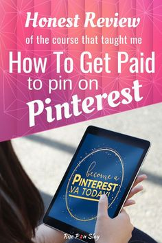 Interested in utilizing your love of Pinterest to make money online? Check out why Become a Pinterest VA TODAY! is the BEST course out there to help you break into this booming Pinterest virtual assisting niche. This is the course that enable me to start a new online career and earn money from anywhere. #makemoneyonline #sidehustle #pinterestva #virtualassistant How To Make Money, How To Become, Survey Companies, Student Success, Online Checks, Learning Styles, New Students, New Career
