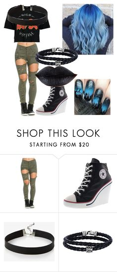 """""""#I hate you."""" by supernerdgirl300 on Polyvore featuring Express and Phillip Gavriel"""