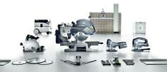 Festool saw family