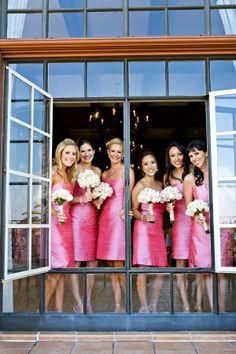 Pink-Lula-Kate-Bridesmaids-Dresses
