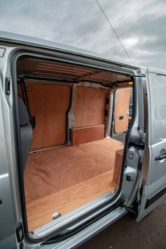 Citroen Dispatch L1 H1 plylined for regular customer Comber Commercial Centre. We used our CNC cut Hi-Grade plyline kit to finish this van load space to make it like new again.   #citroen #dispatch #plyline #GetTheMostFromYourVan #peugeot #expert #toyota #proace #fiat #scudo #van #commercialvehicle #vanfitout