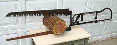 Logging saw?