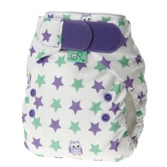 Tots Bots Easyfit Elements Nappy Night Owl - liking the owl theme on this nappy! Fitted Cloth Diapers, Modern Cloth Nappies, Couches Jetables, Nappy Change, Ethical Shopping, Night Owl, Shoe Size Conversion, Snug Fit, Baby Car Seats