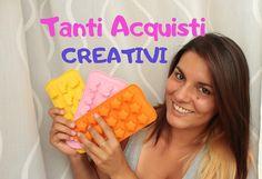 SONO TORNATA con tanti Acquisti Creativi | Sissy's Creations