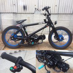 Bmx cub90 20 Bmx Bike, Motorized Bicycle, Bmx Bikes, Motorcycle Bike, Cool Bikes, Mini Bike, Mini Motorbike, Build A Go Kart, Trike Scooter
